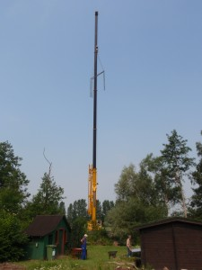 60 Tonnen geballte Zugkraft